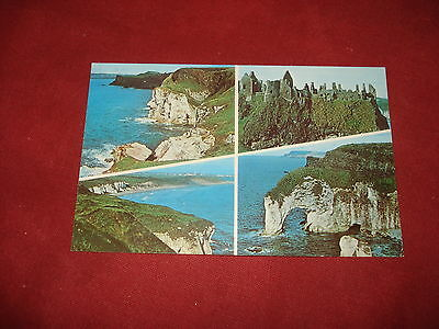 VINTAGE NORTHERN IRELAND: ANTRIM The coast multiview colour