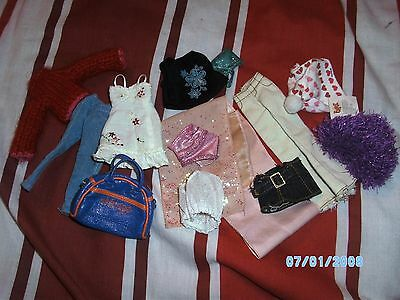 bratz clothing bundle 1