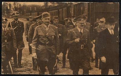 PPC pc Germany #9 = GERMAN WWII - Hitler and Hitler's German Nazi Officers