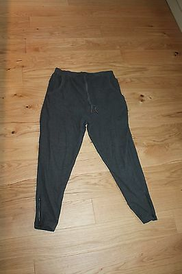 Maternity Grey joggers/ tracksuit bottoms Mamas and Papas size 12