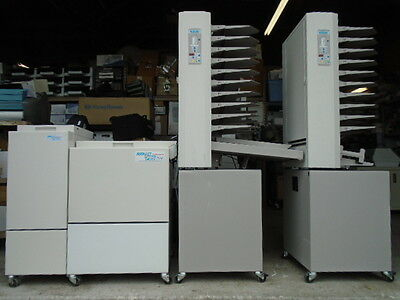Plockmatic 89/75 MBM Booklet Pro 7500 & Pro 89 and Plockmatic 94 / 310 Collator