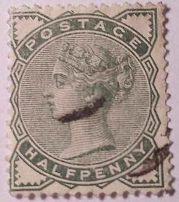 Great Britain Scott # 78 Used Stamp