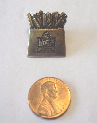 Wendy's Lapel Pin French Fries