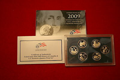 Proof Sets Special (2009 6-Piece Proof Set) Low Combined Shipping