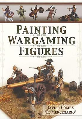 Painting Wargaming Miniature Figures Guide - Faces Horses Weapons Equip & More