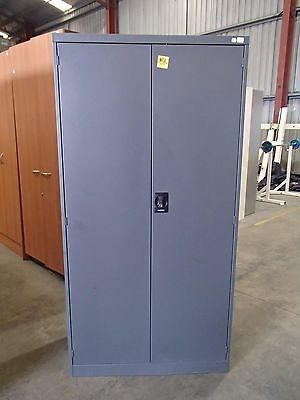 Namco Office/Garage Stationary/Storage Cabinet Full Height Metal 35620/187/194