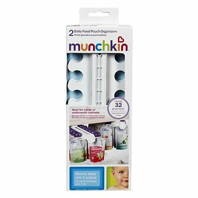 Munchkin Baby Food Pouch Holder - 2pk - 15298