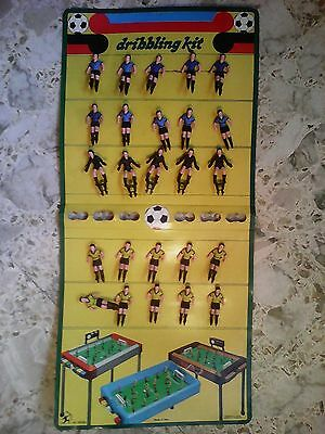 Giocattolo Vintage :  ' Dribbling Kit  '  Completo ! (Arcofalc -  Made In Italy)