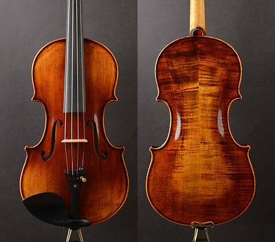 Special Offer! A Guarneri Model T19vioin !Advanced ! Strong deep tone !