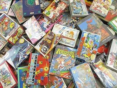 WHOLESALE Family Computer Boxed Lot 50 FREE Shipping Famicom 2183fcb