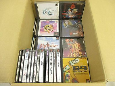 WHOLESALE Playstation Lot 100 FREE Shipping Video Game Sony Play Station 2206p1