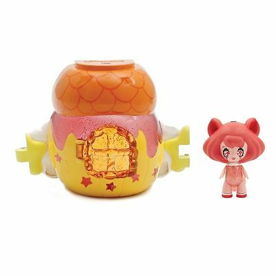Glimmies - Small Glimhouse and Red Glimmie - Brand New