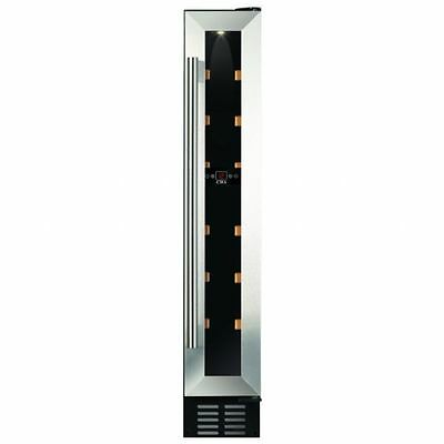 CDA FWC152SS Freestanding 15cm Wine Cooler in Stainless Steel