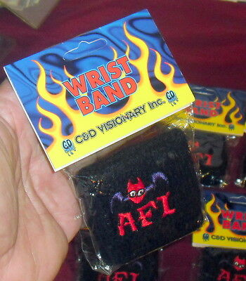 *a.f.i.* Rock-Band Wristband Brand New In Sealed Package Free S&h