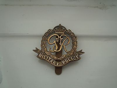 Old Military badge MILITARY POLICE