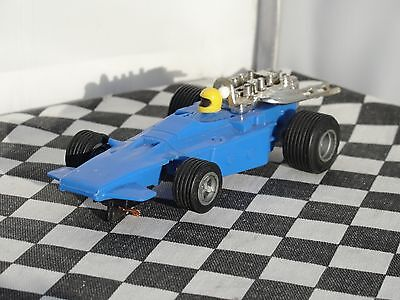 Scalextric  1960's Arrow  Blue   C23 1.32  Used Unboxed