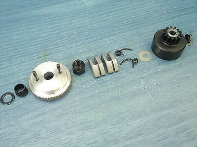 Nitro 1/8 Rc  Buggy Kyosho Inferno Neo 2.0 13 Tooth Clutch Assembly New