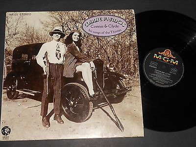 Vinyl LP CONNIE FRANCIS Connie & Clyde Hit Songs of the Thirties