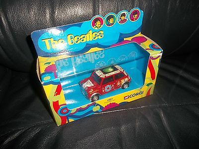 The Beatles Corgi Psychedelic Mini- Limited Edition Withdrawn Diecast Model Fab!