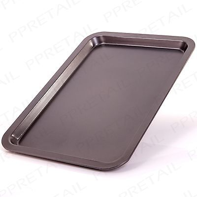 New Extra Large 43cm Tray Non Stick Cookware Oven Baking Roasting Tin/Pan/Dish