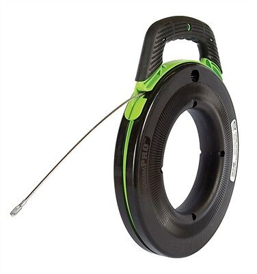 Greenlee FISHTAPE STEEL 150' With LEADER FTS438DL  NEW