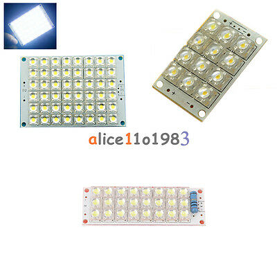 5V 12V LED Panel Board 12/24/48 Piranha LED Panel Led Board Warm White Light