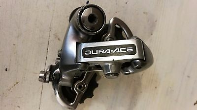 Shimano Dura-ace RD-7402 8 speed SIS rear derailleur mech road bicycle VGC