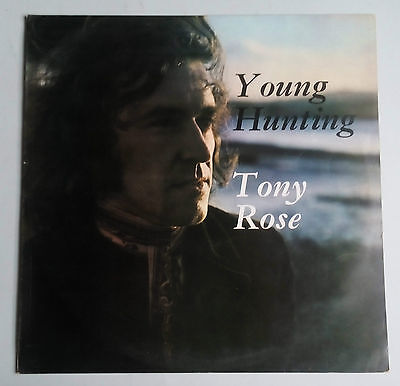 Tony Rose - Young Hunting - Vinyl LP UK 1970