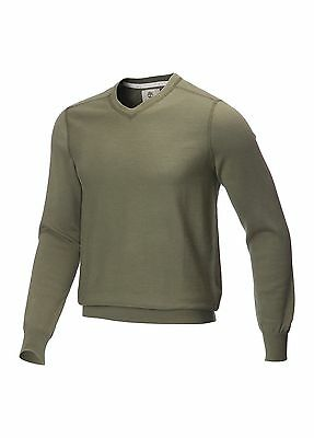 Timberland V-Neck Sweater Green XXL