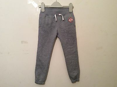 Converse Girls Grey Joggers, Age 5/6