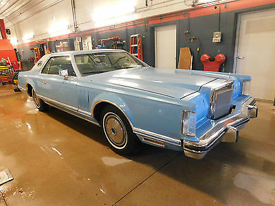 1979 Lincoln Continental N/A 1979 Lincoln Continental T1260959