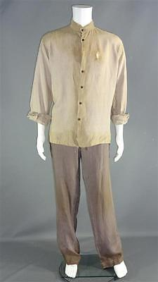 Homeland Nicholas Brody Damian Lewis Screen Worn Shirt & Pants Ep 309 ( 1 Of 2