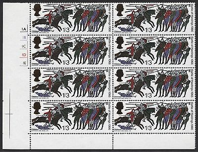 1966 1/3 BATTLE OF HASTINGS CONSTANT VARIETY (O). SG 712b