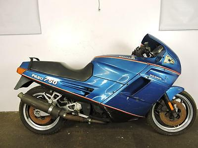 1988 Ducati Other  1988 Ducati 750 Paso Parts Project Motorcycle Cagiva Pantah Desmo CLEAR TITLE!