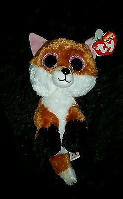 bnwt childrens  kids beanie boos collection ty slick