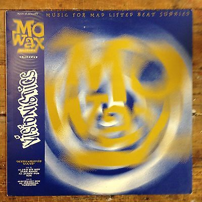 "Visionistics 'mysterious Ways' Mo Wax 12"" Mw022"