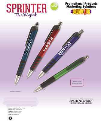 Pens Personalized Promotional Marketing Advertising Handout Tradeshow Convention