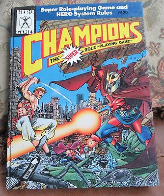 Champions The Super Role Playing Gamebook By George Macdonald