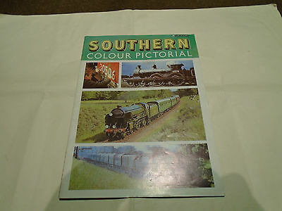 Ian Allan Southern Colour Pictorial Softback Book Issued 1983
