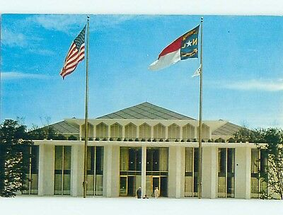 Unused Pre-1980 LEGISLATIVE BUILDING Raleigh North Carolina NC r9353