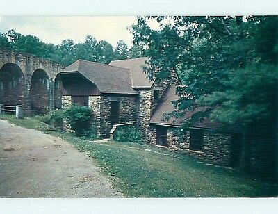Pre-1980 GROUP LODGE MOTEL Crossville Tennessee TN s2052