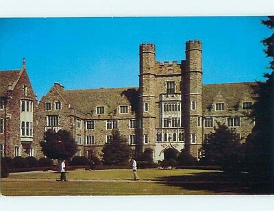 Unused Pre-1980 DUKE UNIVERSITY SCHOOL OF MEDICINE Durham NC r8808