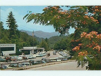 Unused Pre-1980 FONTANA VILLAGE RESORT RESTAURANT Fontana Dam NC t4536-22