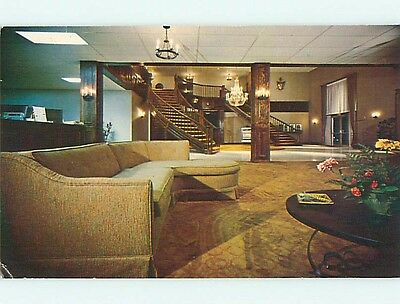 Unused Pre-1980 RAMADA INN MOTEL Knoxville Tennessee TN s6986