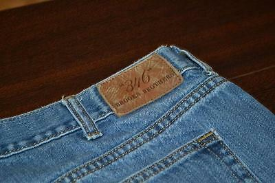 8698-a Mens Brooks Brothers Jeans Classic Fit Size 40 x 30