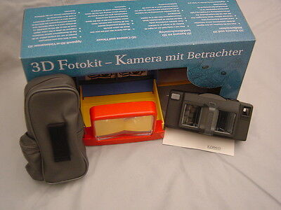 LOREO 3D Stereo Photokit*Loreo 3D Viewer included*bulk*new and unused