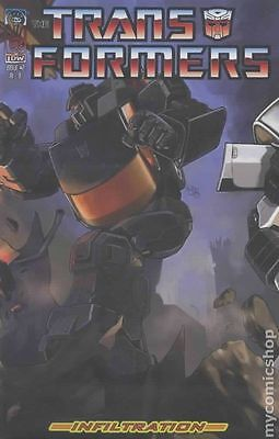 Transformers Infiltration (2006) #2F FN