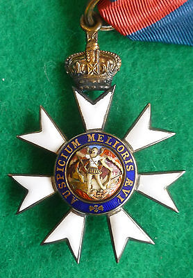 C.m.g. - Companion Of The Order Of St.michael And St.george Superb Neck Badge
