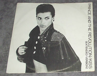 """Prince And The Revolution 12""""  Kiss  /  Or S"""