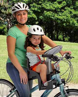 WeeRide Kids Baby Bike Bicycle Front Child Safe Seat £15 OFF free delivery